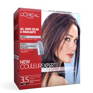 L'Oreal New Colour Experte – Color + Highlights in One