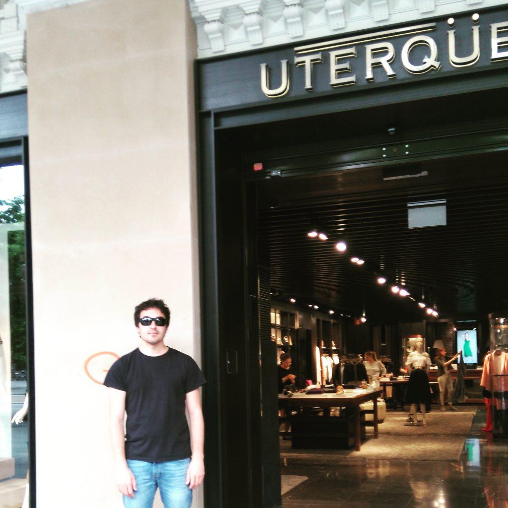Uterque; discovering a new fashion brand ⋆ Escarcha Models